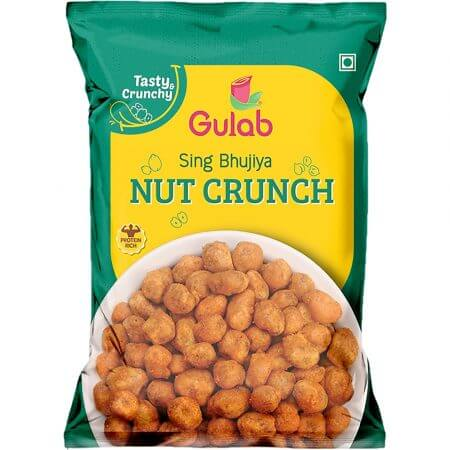 Sing Bhujia - 40 Gm Pouch-0