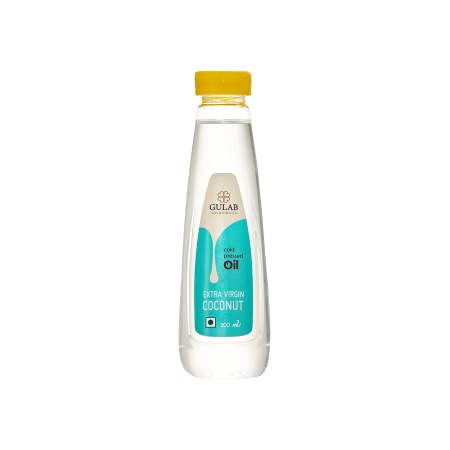 Cold Pressed Extra Virgin Coconut Oil 200ml-0