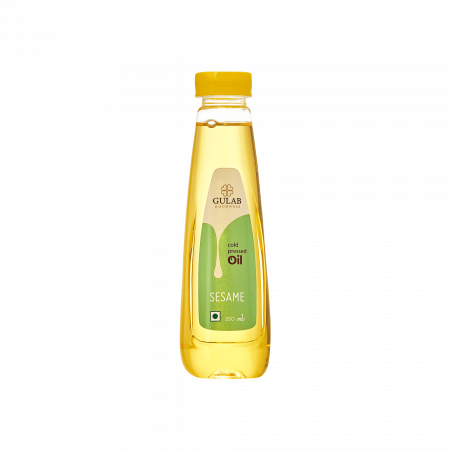 Cold Pressed Sesame Oil 200ml-0