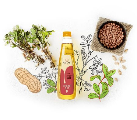 Cold Pressed Groundnut oil-182